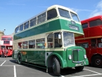 AEC Regent / Park Royal, new to Maidstone & District June 1956